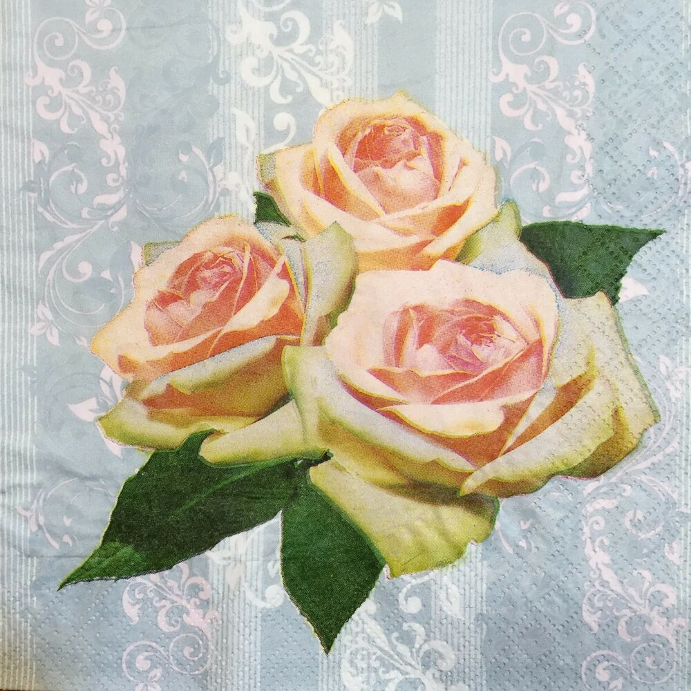 Blumen Aus Servietten 2 Single Paper Napkins Decoupage Collection Servietten Blumen Flower Shabby Rose Ebay