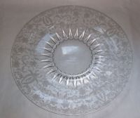 Viking New Martinsville Prelude Cake Serving Plate | eBay