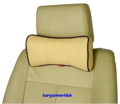 Neck Support Pillow Car Lorry Drivers Seat Head Back Rest