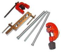 6PC FLARING TOOL KIT SET TUBING FLARE TUBE SMALL PIPE ...