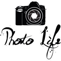 PHOTO LIFE Photography Vinyl Decal Home Art Decor Quote ...