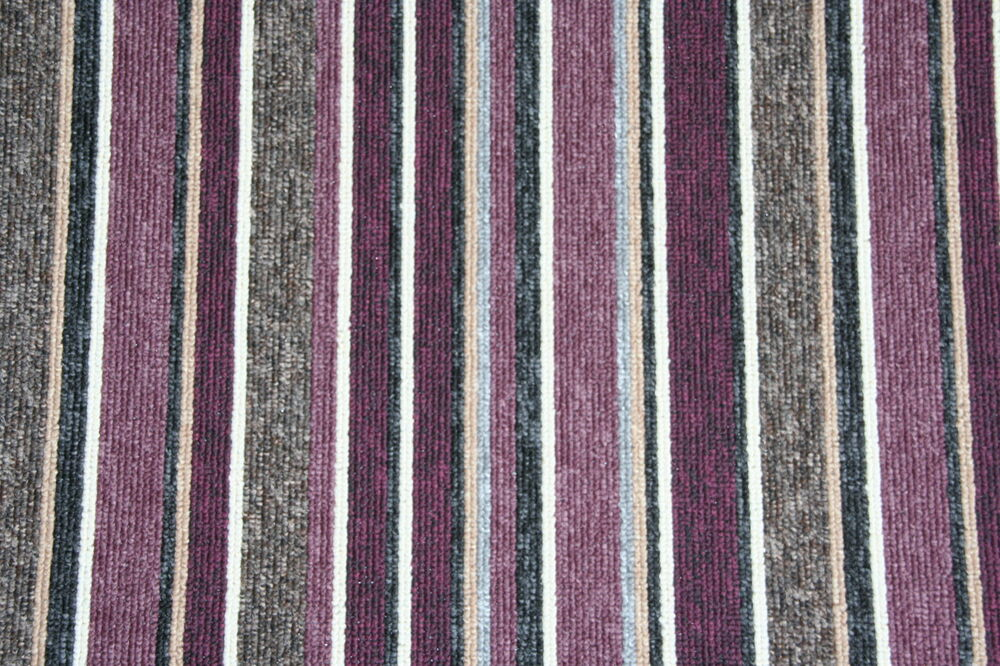 Striped Carpets For Stairs And Landing Fitted Carpets