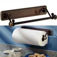 New York Series Kitchen Wall-Mount Paper Towel Holder ...