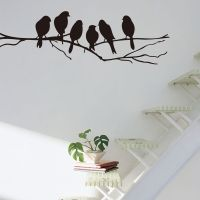 Wall stickers Decal Removable Art Home Mural Decor Black ...
