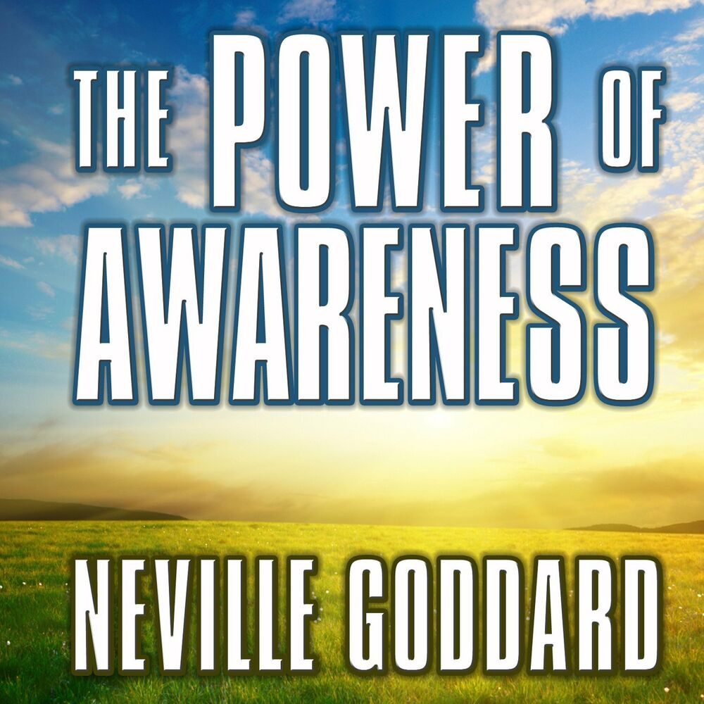 Neville Goddard Libros New 2 Cd The Power Of Awareness Neville Goddard 9781469056517 Ebay