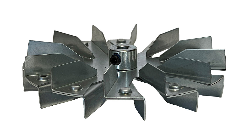 Insert Double Combustion Harman Harmon Combustion Fan Blade 5