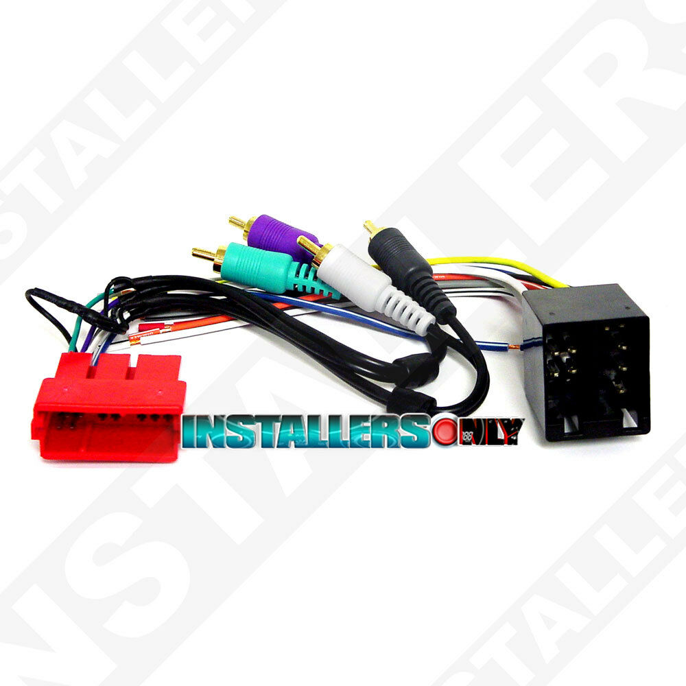aftermarket car wiring harness