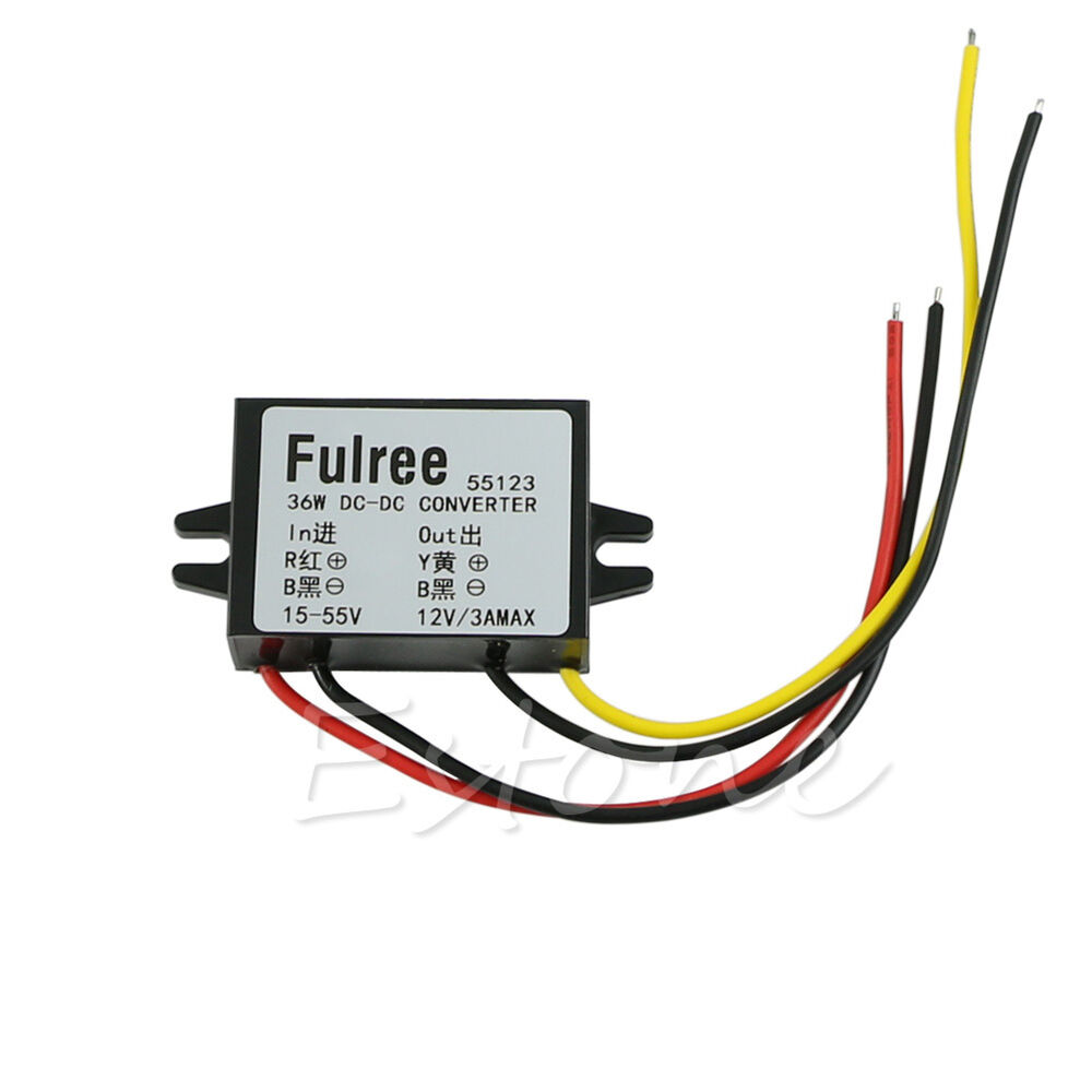 6 to 15v dc to dc converter