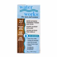 Water Works Permanent Powder Hair Color Light Brown | eBay
