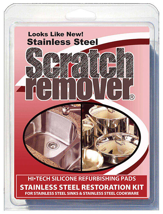 Siege Scratch Remover Pads For Stainless Steel Sinks