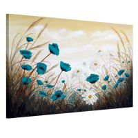 Canvas Prints READY TO HANG Wall Art Painting-Abstract ...
