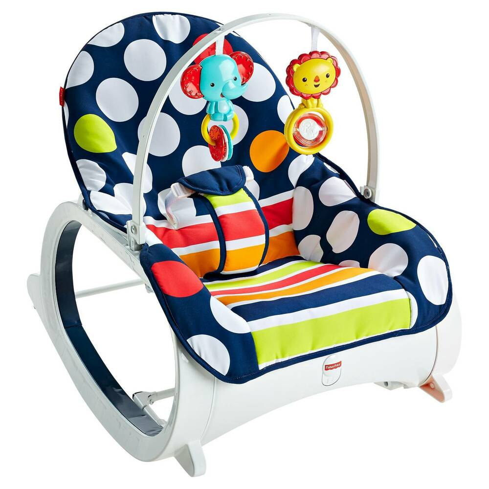 Toddler Baby Bouncer Fisher Price Newborn To Toddler Rocker Ebay