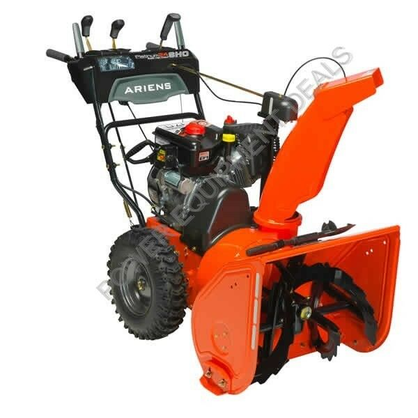 Ariens Platinum 24 369cc Two Stage Snow Blower W Efi Engine Arn 921053 Ebay - Ariens Snow Thrower