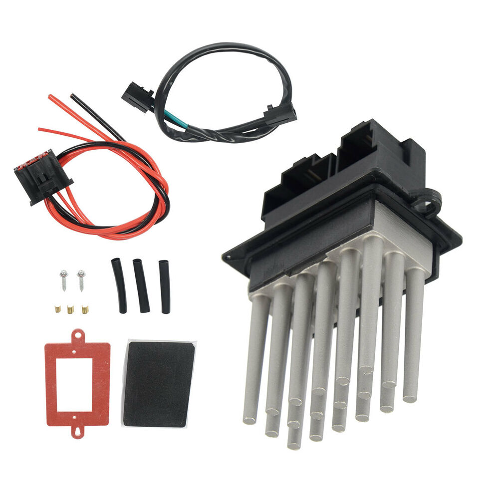 a c heater blower motor resistor for jeep grand cherokee