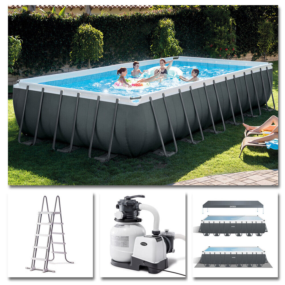 Pool Frame Rund Pool Rund Ebay