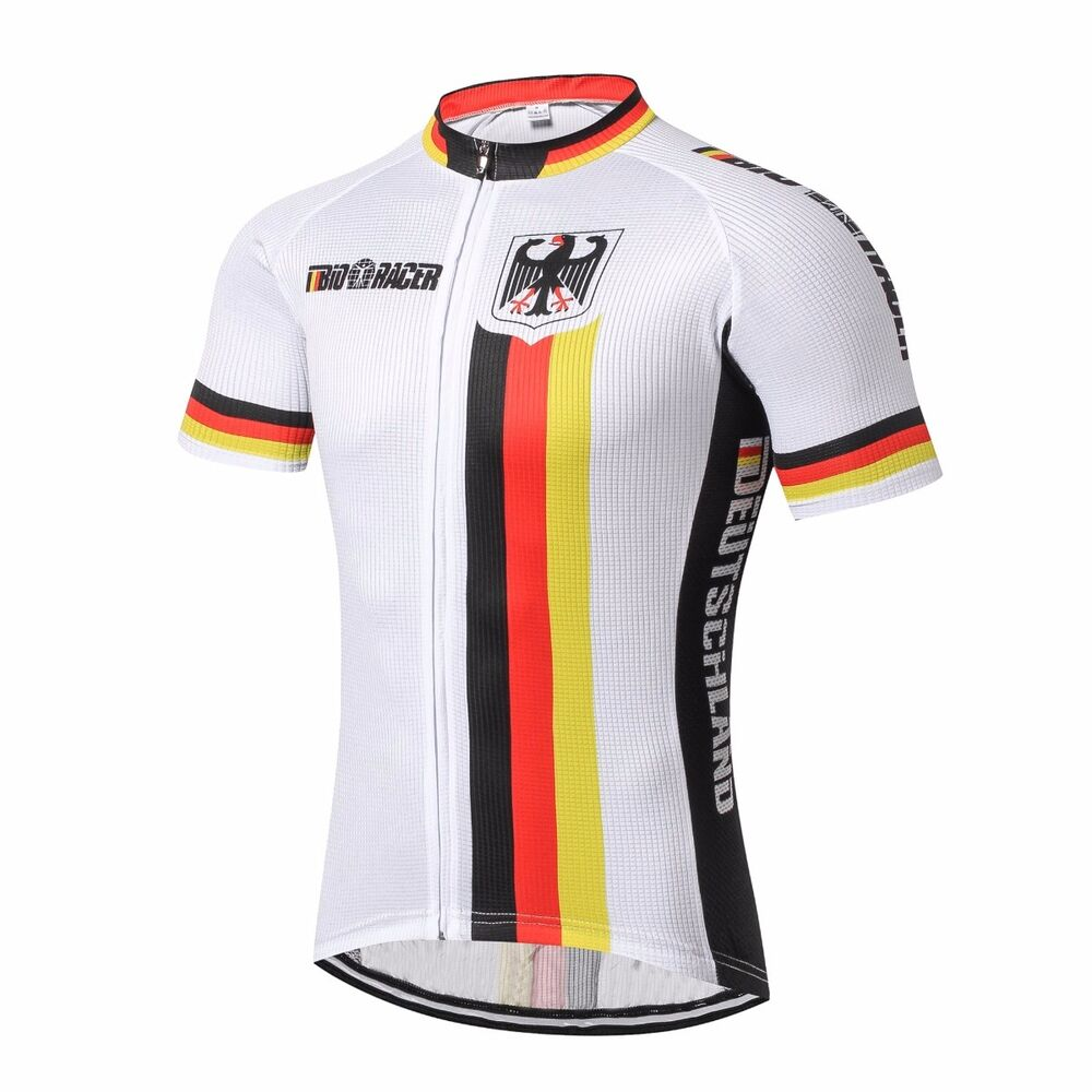 Cycling Clothing Men S Cycling Clothing Bicycle Jersey Sportswear Short Sleeve Bike Top Germany Ebay