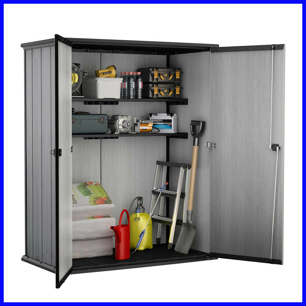 Keter High Store No Tax Keter High Store Vertical Shed Heavy Duty Floor Paneling Ebay