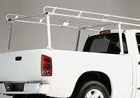 Ladder Work Rack Dodge Ram Truck 6.5' Bed Quad / Mega Cab ...