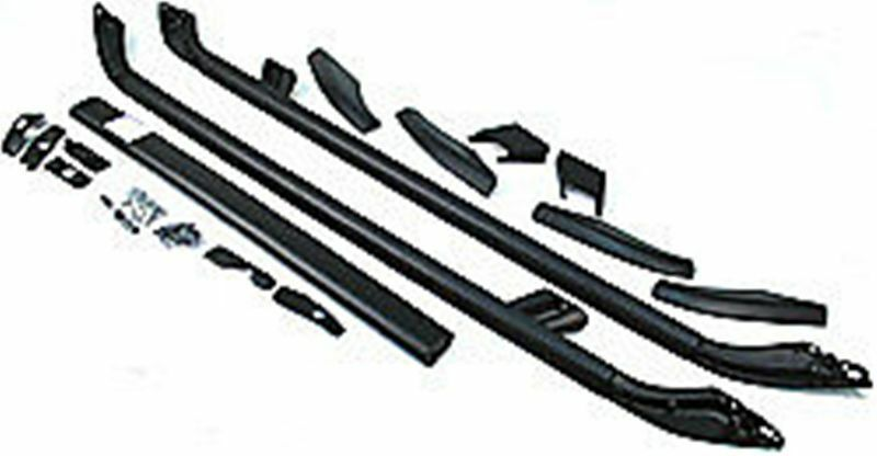 land rover side rails