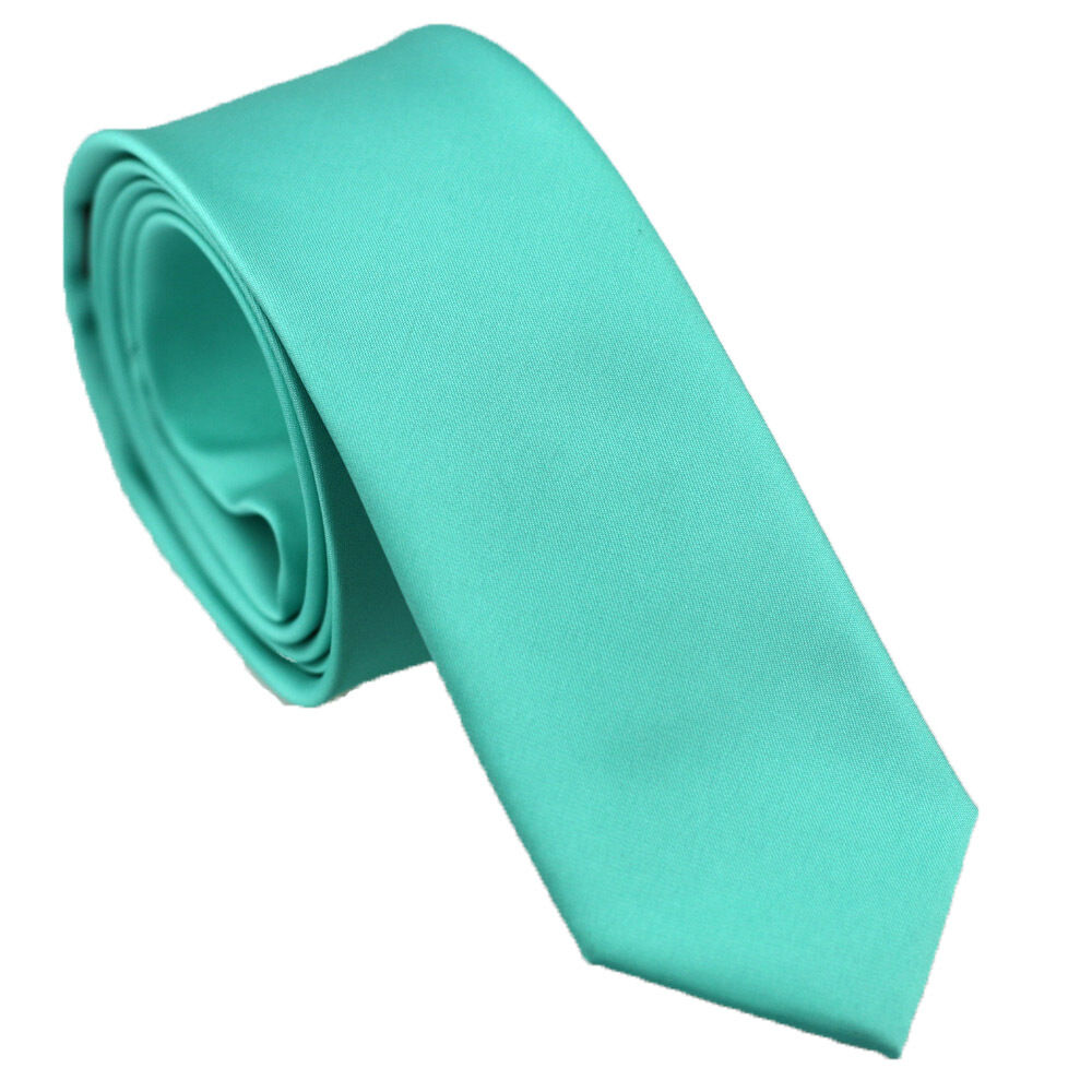Mint green ties on Shoppinder