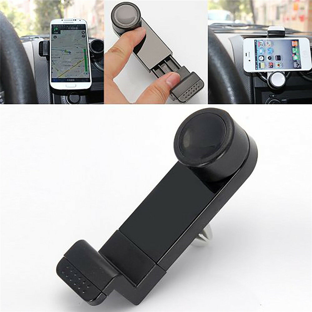 Universal Car Vent Clip Mount Holder For Iphone 6 Plus 5s