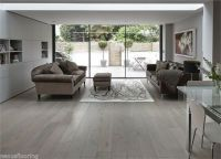 Engineered Smoked London Grey Brushed Real Wood Wooden ...