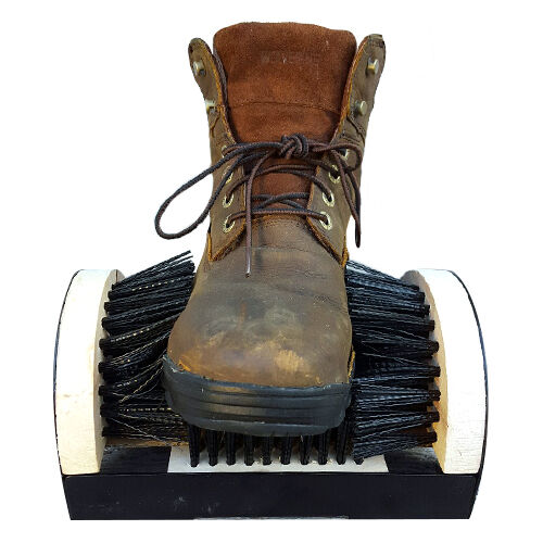 Boot Shoe Cleaning Brush Great For Snow Mud Ebay