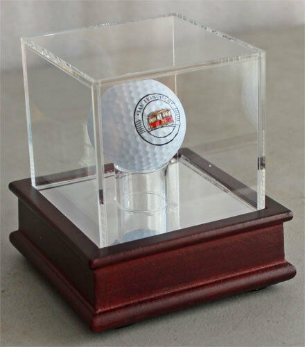 Displaygiftstm Golf Ball Holder Display Case Great Gift