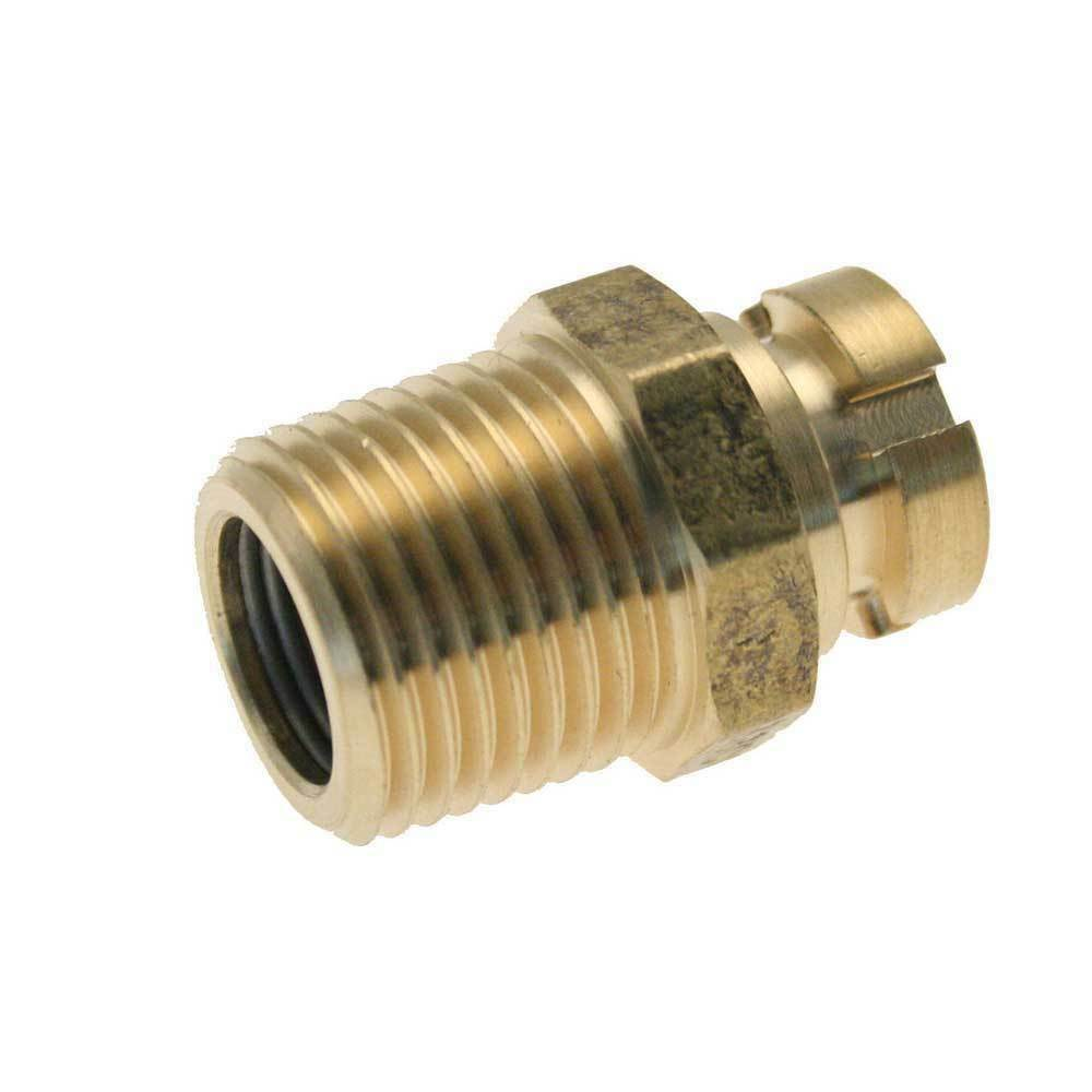 "Gloeilamp Bajonet Fitting Gas 1/2"" Micropoint Straight Bayonet Socket Connector"