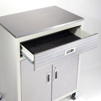 One Drawer Cabinet Stainless Steel Top, Classic UltraHD ...