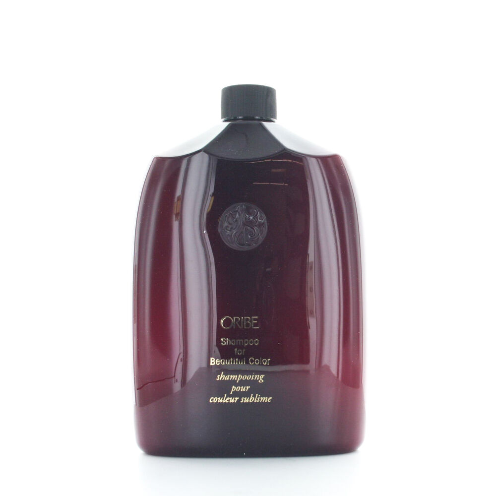 Oribe Shampoo Oribe Shampoo For Beautiful Color With Pump 33 8oz 1000ml Pro Ebay