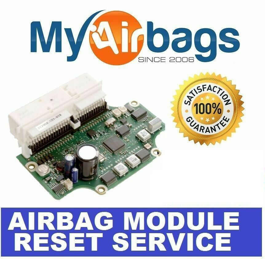 JEEP COMPASS SRS AIRBAG COMPUTER MODULE RESET SERVICE SDM OCCUPANT