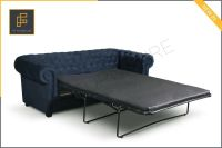 Brand New Imperial Chesterfield 2 Seater Sofa Bed Fabric ...