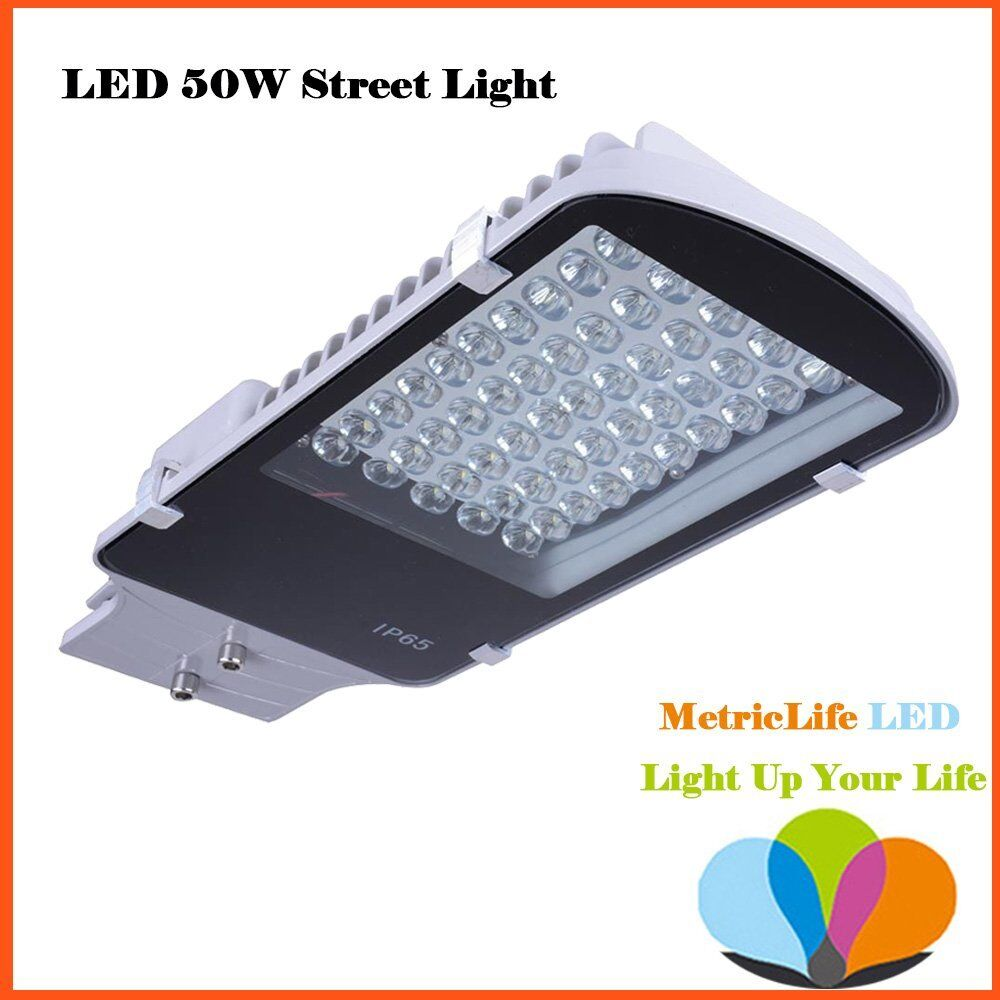 Spotlamp Led Led 50w Street Light Road Floodlight Outdoor Yard Garden