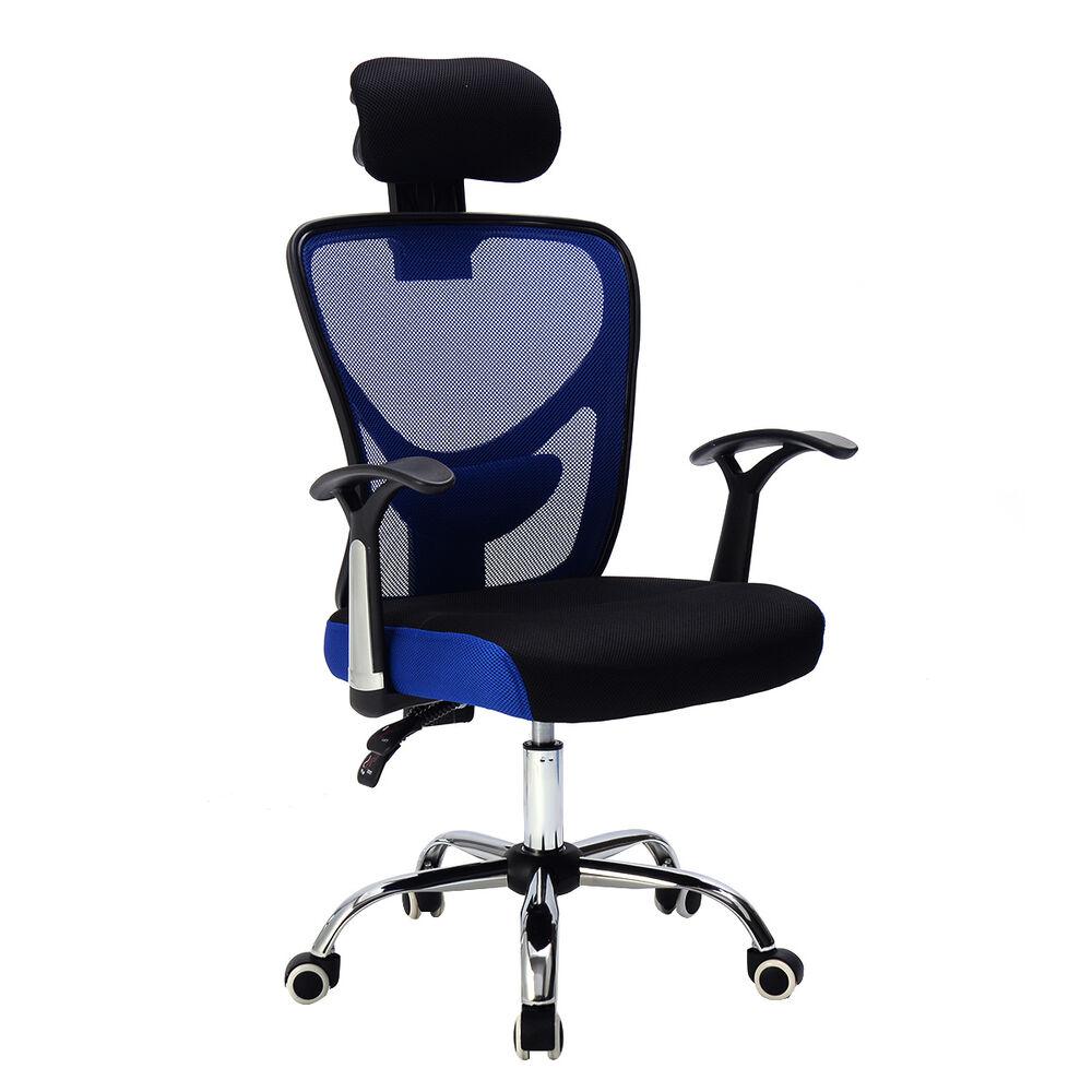 Ergonomic Mesh Office Chair Ergonomic Mesh High Back Office Chair Computer Desk Task