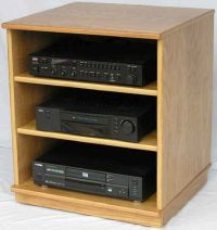 Tv stand stereo cabinet audio cabinet audio rack stereo ...