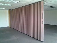 ModernFold Accordion Wall Partition - Sliding Retractable ...
