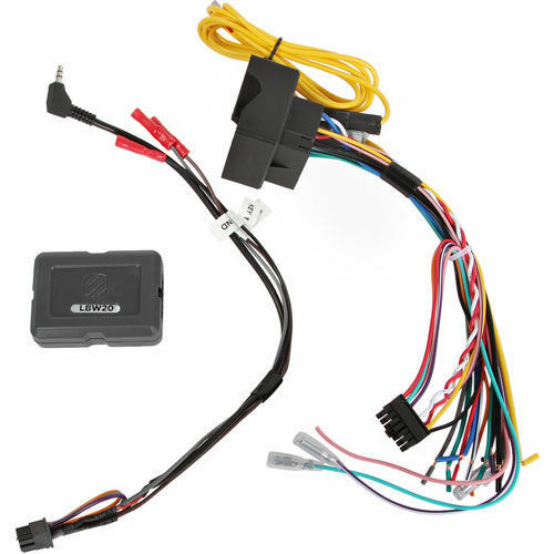 Scosche LBW20 Wire Harness 2014-Up Mini Cooper Link Interface with
