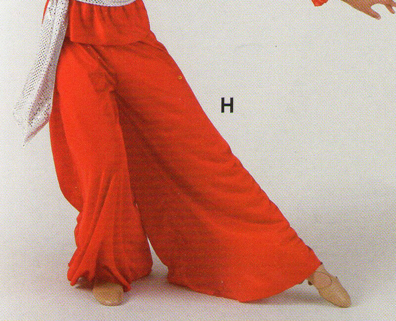 Palazzo Int Nwt Praise Liturgical Dance Palazzo Pants Red Child Sizes