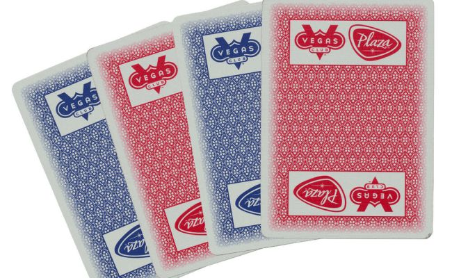 Casino Playing Cards Plaza Vegas Club Las Vegas Nv 2 Used Decks Free S H Ebay