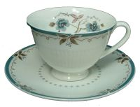 ROYAL DOULTON china OLD COLONY TC1005 pattern CUP & SAUCER ...