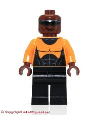 LEGO Super Heroes: Spider-Man MiniFigure - Power Man (From ...