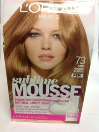 L'Oreal Sublime Mousse By Healthy Look Hair Color ( DARK ...