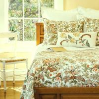 JACOBEAN Full / Queen QUILT SET : COTTAGE CHIC JOCELYN ...