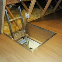 Attic flooring system - storage in your loft without ...