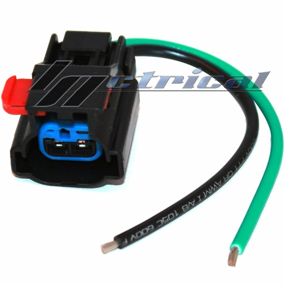 Gmc Wire Harness Auto Electrical Wiring Diagram Two Alternator 2006 Jeep Wrangler Repair Plug 2 Pin Pigtail For