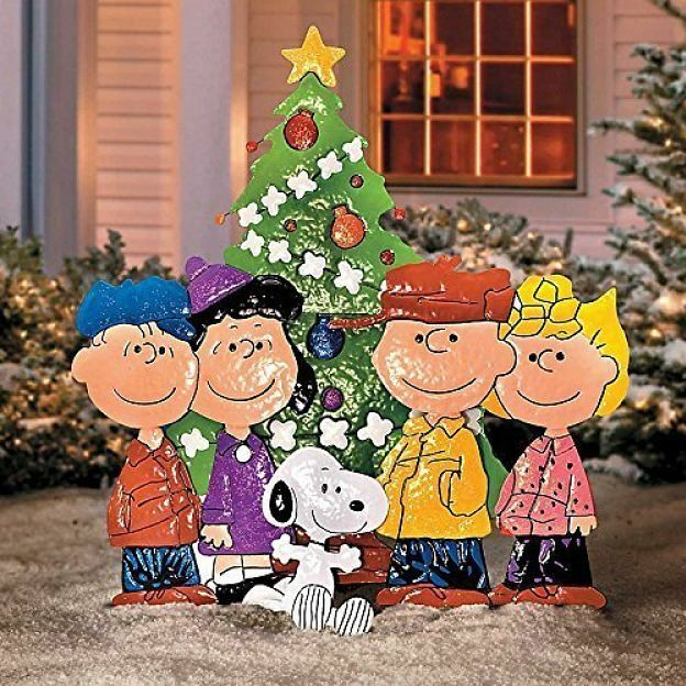 Peanuts Christmas eBay - charlie brown christmas decorations
