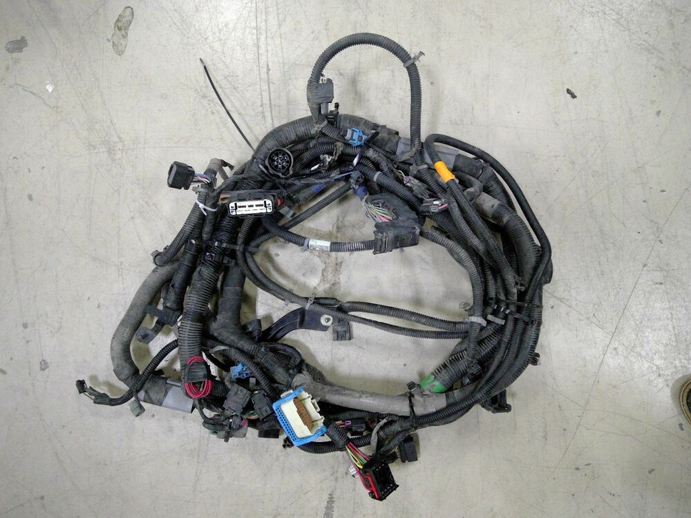 2011 Chevrolet Tahoe/GMC Yukon Frame Wiring Harness, Complete, 53