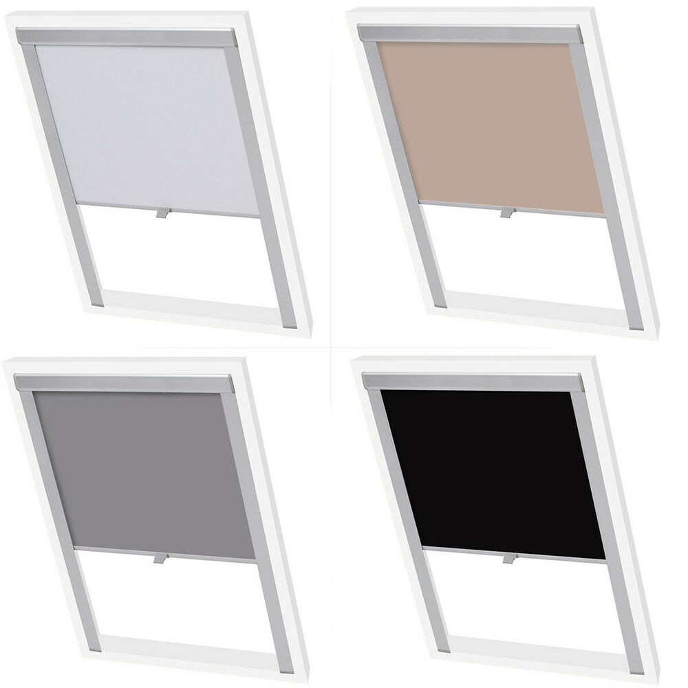 Ggl Mk04 2050 Velux Skylight Roof Window Blackout Roller Blinds Covers Multi
