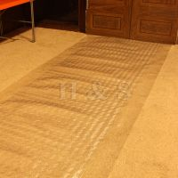 Heavy Duty Vinyl Plastic Carpet Protector Runner Office ...